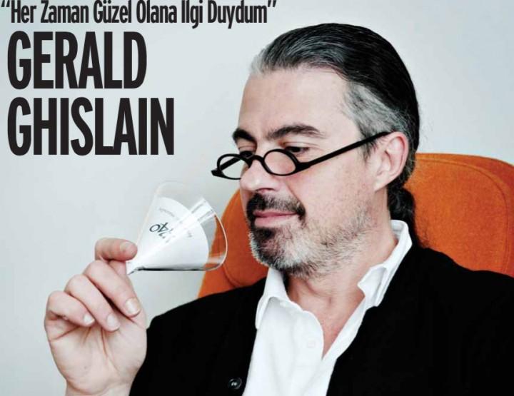 GERALD GHISLAIN