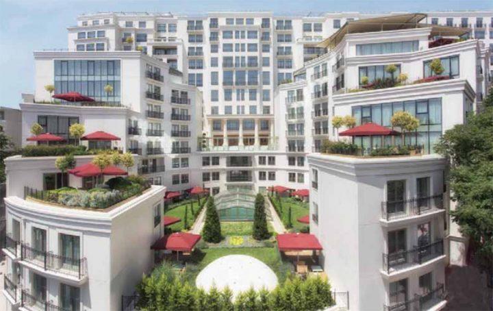 TARİHİ PARK OTEL'İN YENİ YÜZÜ: PARK BOSPHORUS HOTEL İSTANBUL