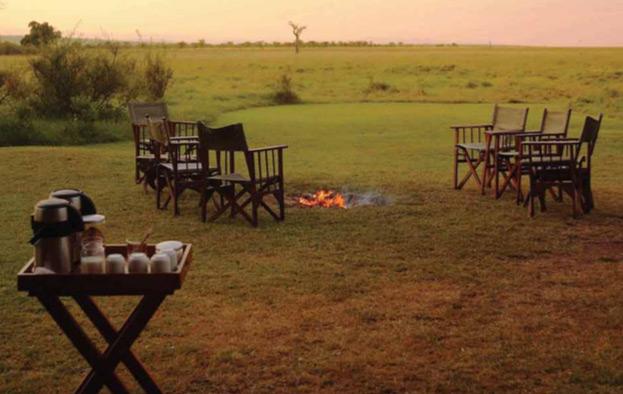 BEST AFRICAN SAFARI HOTELS