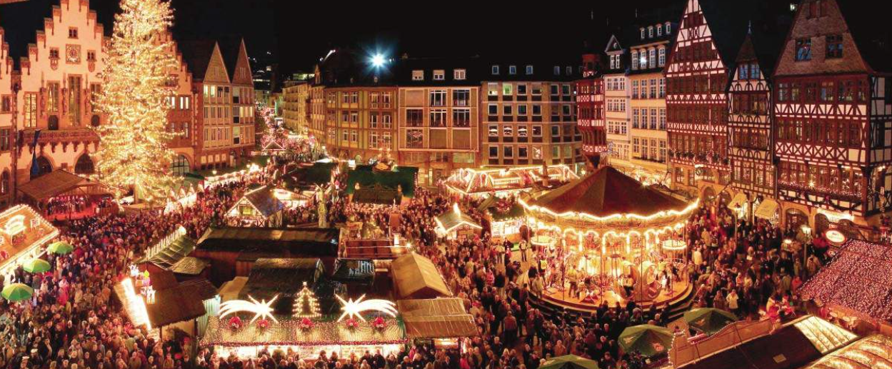 Fashion & Travel Magazine » » THE BEST CHRISTMAS MARKETS IN GERMANY