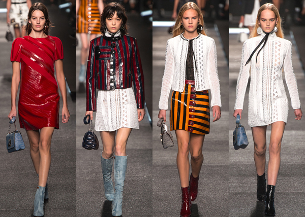 LOUIS VUITTON - SS2015 RTW