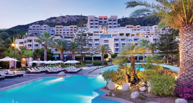 SHERATON RHODES RESORT - SHARING MEMORIES OF AN ISLAND ESCAPE