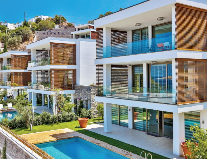 BODRUM'UN YENİSİ - MIVARA LUXURY RESORT & SPA