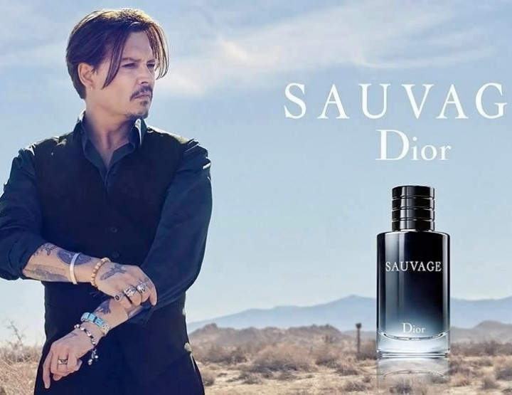 DIOR'S NEW SURPRISE FOR MEN: SAUVAGE