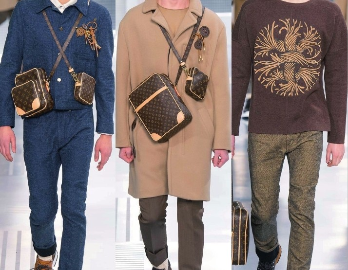 LOUIS VUITTON FW2015 MENSWEAR