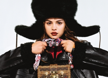 FASHION'S NEW FACE SELENA GOMEZ