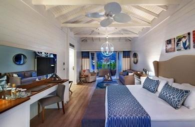Nirvana Lagoon Villas Suites & SPA, Akdeniz'de Balayı
