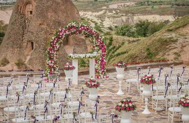 Museum Hotel Kapadokya'da Düğün