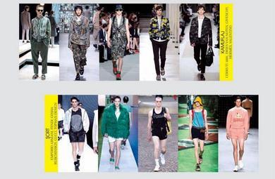 Erkek Modasının Dikkat Çeken Trendleri