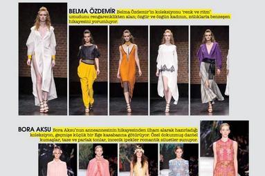 2017 İlkbahar-Yaz İstanbul Moda Haftası