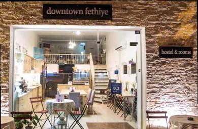 Fethiye'nin Merkezinde - Downtown Fethiye Suite Hotel