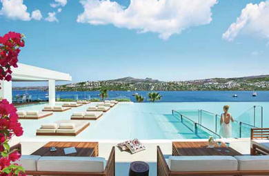 Bodrum'un Yenisi: Cape Bodrumbeach Resort