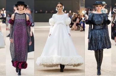Chanel 2018 HAUTE COUTURE