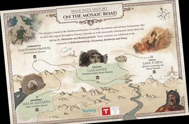 Türkiye'nin Mozaik Yolu