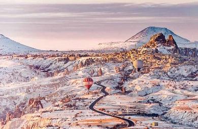 Türkiye'nin En Keyifli Kış Rotaları