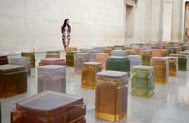 Rachel Whiteread Tate Britain'de