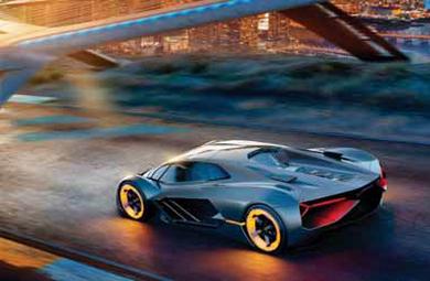 Geleceğin Spor Otomobili
