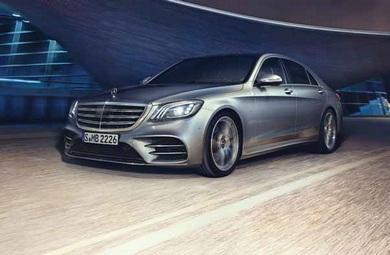 Mercedes-Benz Yeni S-Serisi: Aklı Sür, Performansı Hisset