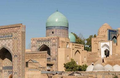 İpek Yolunda Yürümek - Özbekistan
