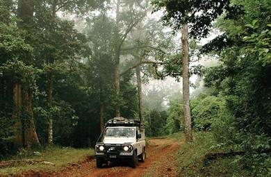 Bir Afrika Seyahatinin Öyküsü: Gezgin Ali Eriç'in Kaleminden TurAfrika