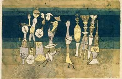Paul Klee Münih'te