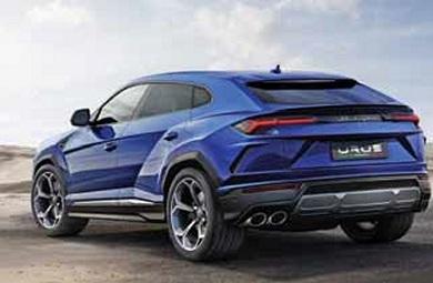Yeni Lamborghini Urus