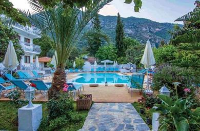 ÖLÜDENİZ'DE TATİL ÜNSAL HOTEL