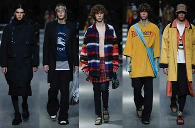 Burberry 2018 MENSWEAR