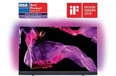 Philips TV OLED'e Çifte Ödül