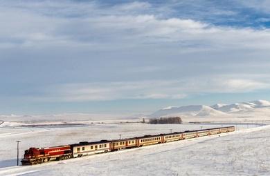 Doğu'nun Gizemli Dünyasına En Özel Yolculuk - Doğu Ekspresi