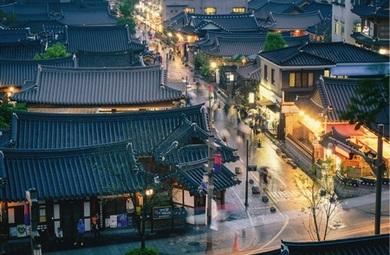 Güney Kore'nin İncisi: Jeonju