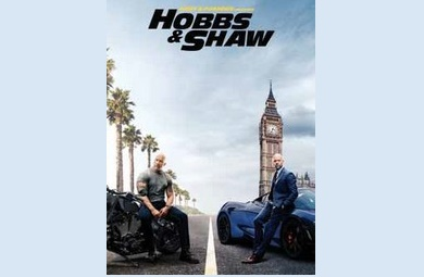 FASTAND FURIOUS: HOBBS VE SHAW