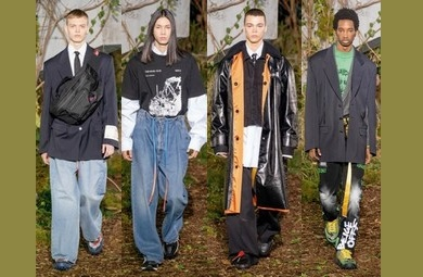 Off-White 2020 MENSWEAR