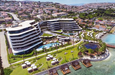ÇEŞME'NİN MİHENK TAŞI - REGES, A LUXURY COLLECTION RESORT & SPA, ÇEŞME