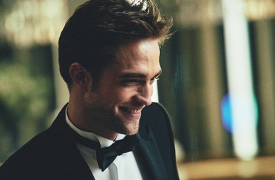 'OUR MAN' ROBERT PATTINSON