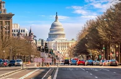 RENKLİ BAŞKENT WASHINGTON DC